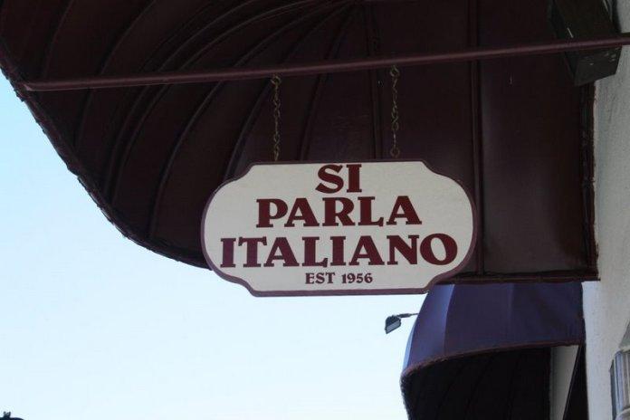 si parla italiano