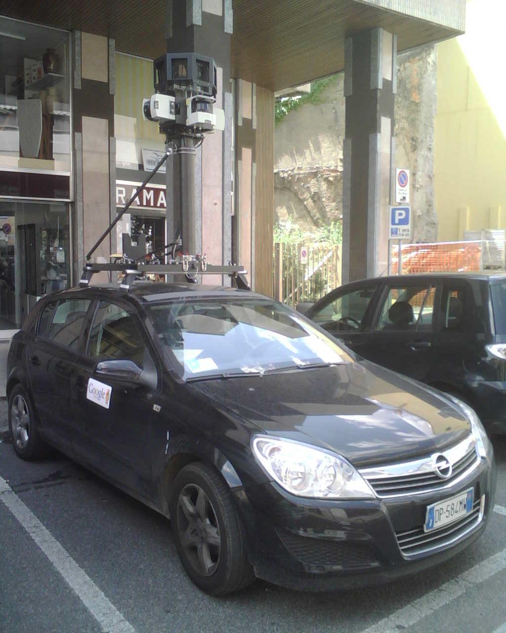 L 39 Auto Di Google Maps Forum Campanialive
