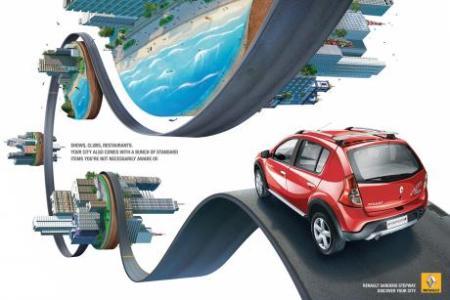 Renault: Stepway 1