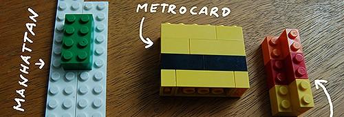 Christoph Niemann - I LEGO N.Y